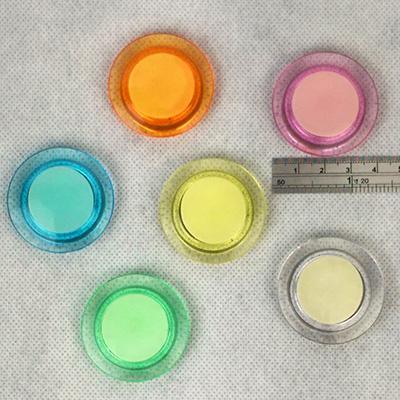 40MM Color Magnets