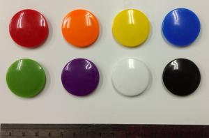 3Cm Circular Glass Whiteboard Magnet Can Hold 6 Sheets Of Paper